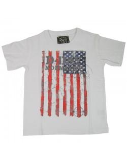 T-shirt D-Day Normandy, kids