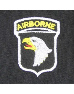 Hoodie, zipped, 101st Airborne Division, kids