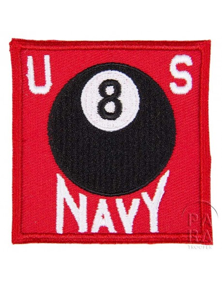 Patch, 8th Naval Beach Battalion