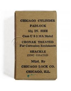Cadenas US, Chicago Lock Co.