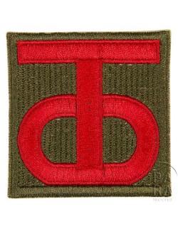 Insigne 90e Division d'Infanterie