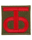 Patch, 90th Infantry Division
