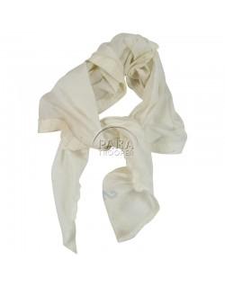 Scarf, Parachute, White