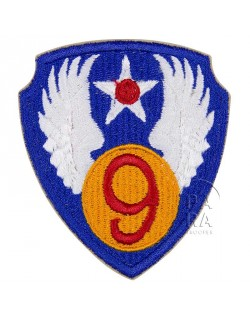 Insigne 9e US Army Air Force
