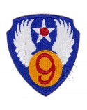 Patch, 9th USAAF