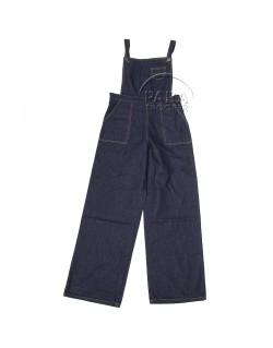 Salopette en Jeans, femme