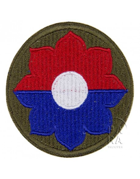 9th Infantry Division insignia
