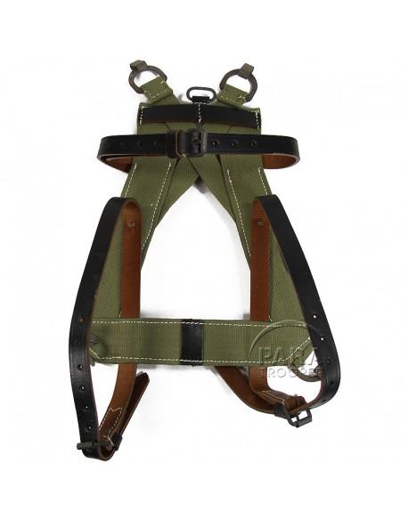 Sturmgepack, A frame