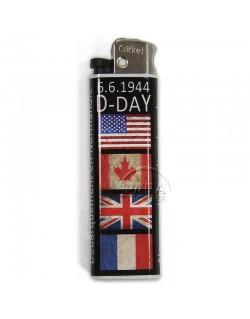 Lighter, flags