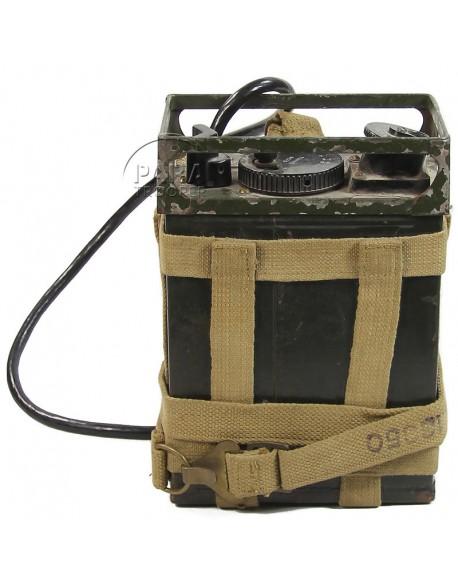 Radio Wireless Set No 38, WS38, Mk2, with harness