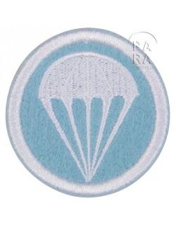 Insigne, feutre, parachutiste 1er type pour calot