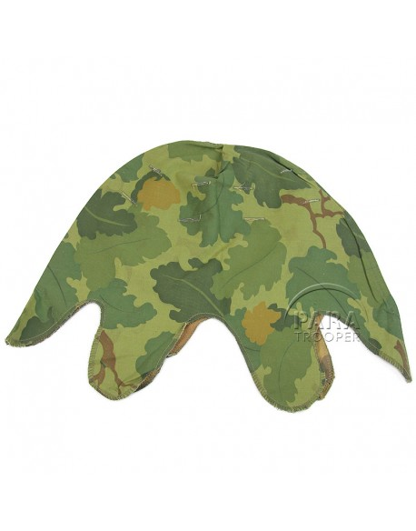 Helmet, cover, camouflaged, Viet-Nam
