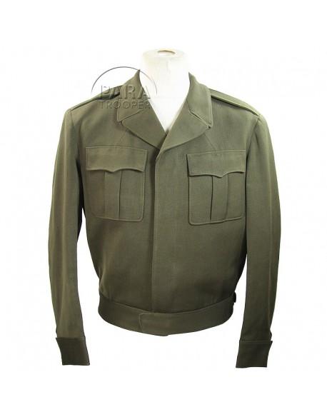 Jacket, Ike, Officer