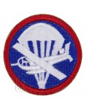 Patch, Cap, Para/Glider, Infantry, Enlisted man