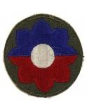 Insigne 9e Division d'Infanterie