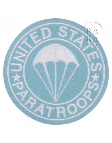 Patch de poitrine, UNITED STATES PARATROOPS