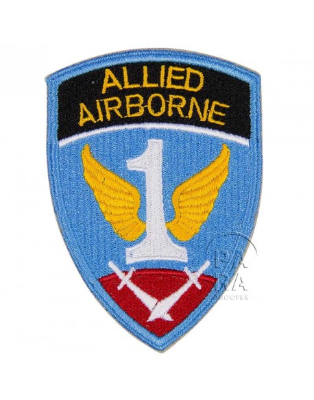 Insigne First Allied Airborne