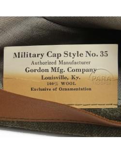 Cap, Overseas, Cavalry