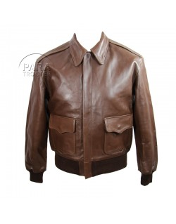 Jacket, Leather, A-2, horsehide