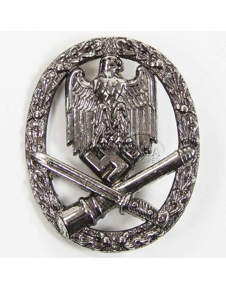 Badge, General assault