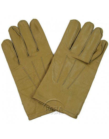 Gloves, Parachutist, Leather