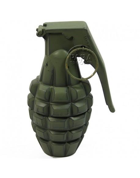 Grenade MKII en métal