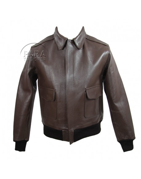 Jacket, Leather, A-2