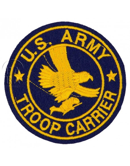 Patch, US Army Troop Carrier