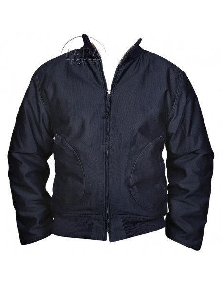 Jacket, Zip, Deck, US Navy
