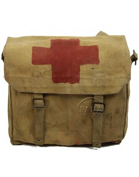 Small pack britannique, 1943, médic