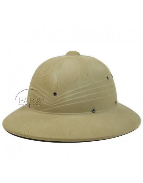 Casque tropical US Navy, 1943