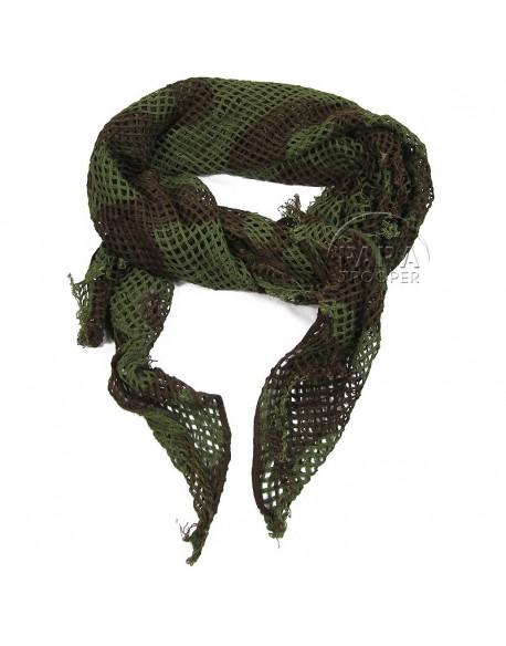 foulard camouflé britannique