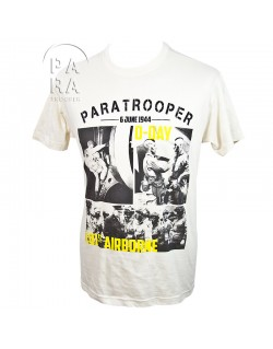 T-shirt, Paratrooper, 101e Airborne Division
