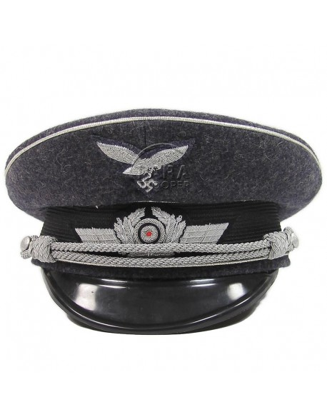 Casquette d'officier, Luftwaffe