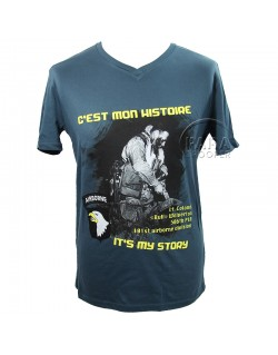 T-shirt, It's My Story, 101st Airborne Division