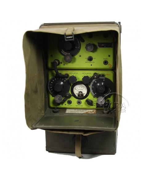 Radio SW 48, Wireless Set No 48, MKI, 1942 - 1943