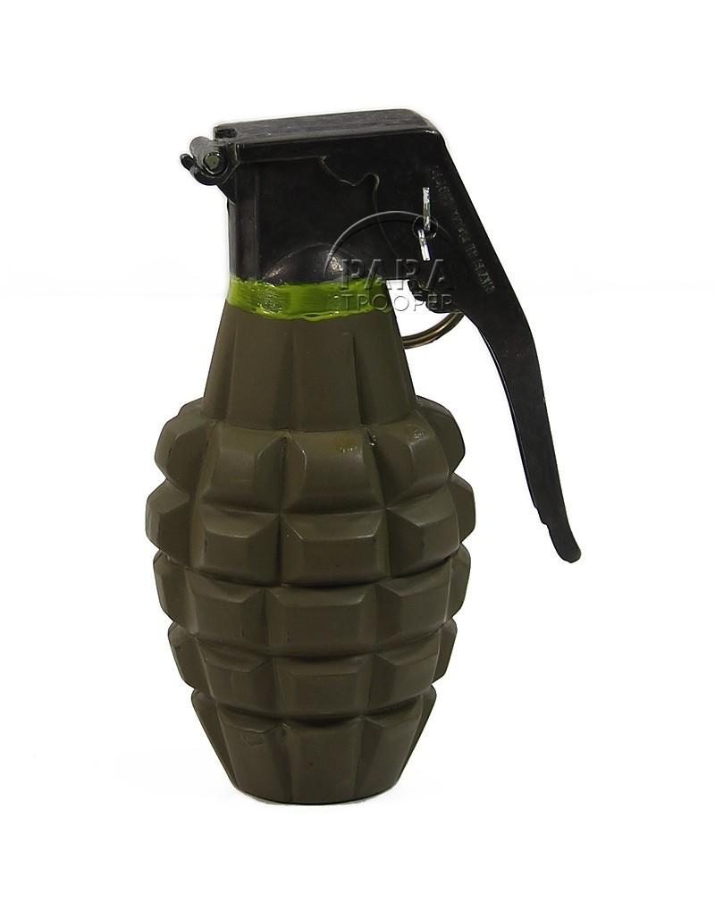 Grenade Mkii Metal Museum Quality Paratrooper