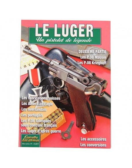 Le Luger P.08, un pistolet de légende, Tome 2