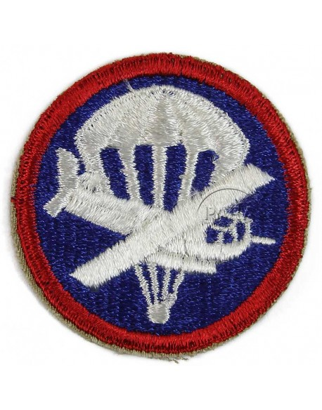 Insigne de calot para/glider, officier