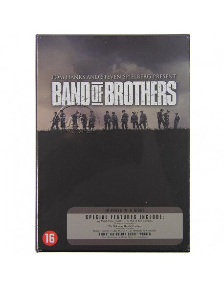 Band of Brothers DVD box