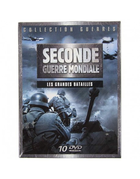 Coffret DVD La Seconde Guerre mondiale