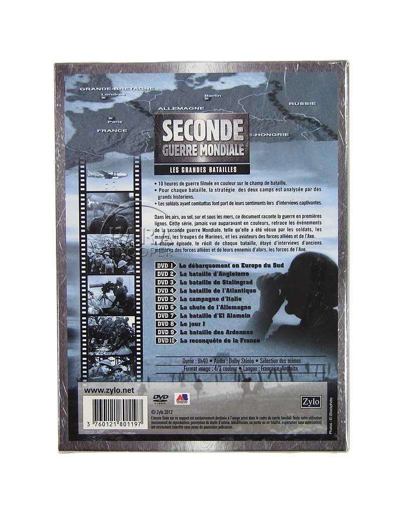 The Second World War DVD box