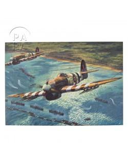 Card, Commemorative, Return of the Hunters
