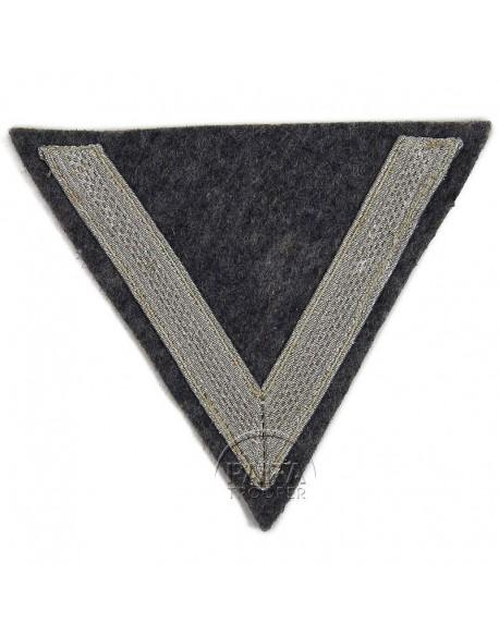 Grade en tissu de Gefreiter, Luftwaffe