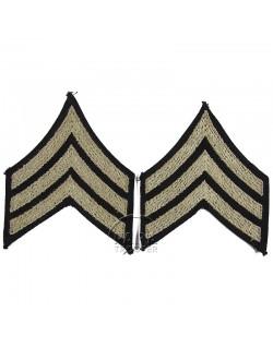 Rank, Insignia, Sergeant