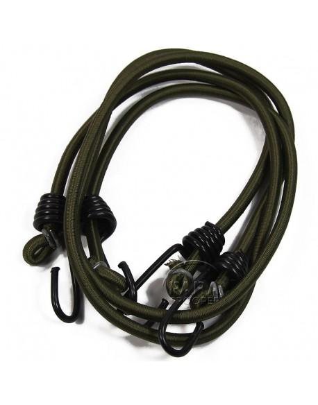 Shock cord, OD, elastic, Sandow