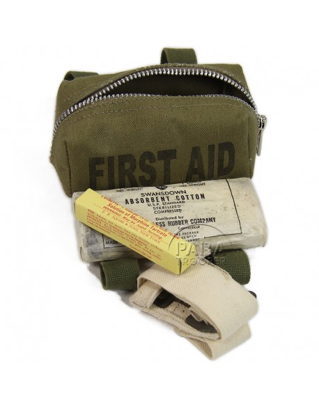 Packet First Aid, 1st type, High Quality
