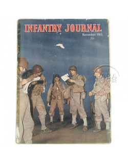 Infantry Journal, November, 1944