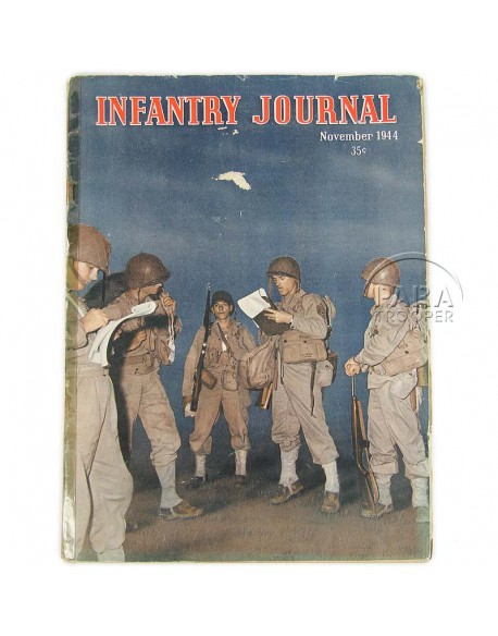 Magazine Infantry Journal, novembre 1944