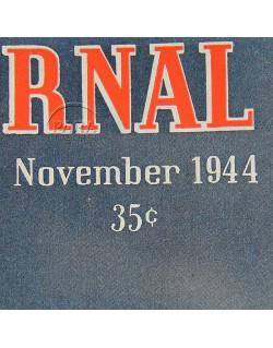 Infantry Journal, November, 1944
